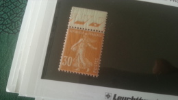 LOT 242458 TIMBRE DE FRANCE NEUF** N1415 VALEUR 35 EUROS