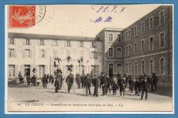 44 - Le CROISIC  --  Grande Cour Du Sanatorium... - Le Croisic