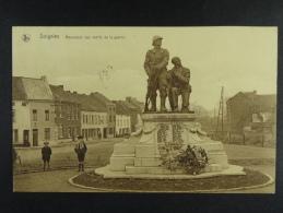 Soignies Monument Aux Morts De La Guerre - Soignies