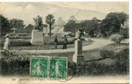 CPA 35 RENNES LE THABOR LES SERRES 1913 - Rennes