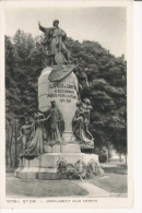 ST DIE  15756 MONUMENT AUX MORTS - Monuments Aux Morts