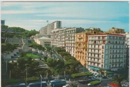 alg�rie :  ALGER :     vue  BD   Mohamed  Khemisti  (  voiture -  bus)
