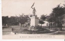 ROYAN 90 MONUMENT AUX MORTS DE LA GRANDE GUERRE (GASTON LEROUX SCULPTEUR) - Monuments Aux Morts
