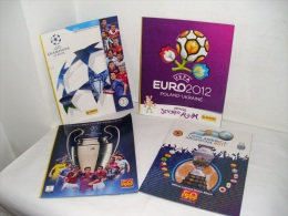 Calcio - ALBUM  PANINI  (2) - Football