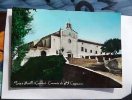 CARTOLINA Di TORA E PICCILLI CASERTA  VIAGGIATA A10005 - Caserta