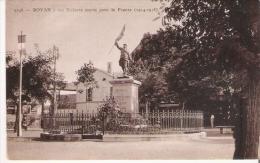 ROYAN 9546 A SES ENFANTS MORTS POUR LA FRANCE (1914 1918) - Monuments Aux Morts
