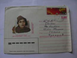 ENVELOPPE - 1923-1991 URSS