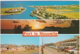 Aude : PORT  La  NOUVELLE  : Vue - Port La Nouvelle