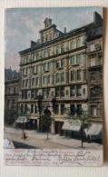 Hamburg Hansatheater Viaggiata Formato Piccolo Anno 1900/10 - Germania
