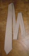 Cravate Beige Armée De Terre - Uniforms