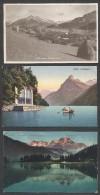 8481-LOTTICINO DI N°. 6  CARTOLINE LOCALITA´ SVIZZERA-FP - Cartes Postales