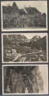 8482-LOTTICINO DI N°. 6  CARTOLINE LOCALITA´ SVIZZERA-FP - Ansichtskarten