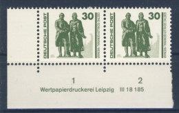 DDR Nr. 3345 ** postfrisch DV 2 Druckvermerk