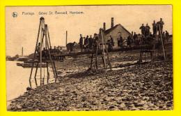 PONTAGE – GENIE ST BERNARD HEMIXEM Hemiksem BRUG LEGGEN OORLOG SOLDAAT Guerre Militaire WW1 War Krieg Military Army 3942 - Hemiksem