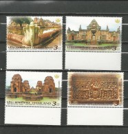"Thailande  ""2011""  Scott No. Nou004  (N**)   Complet - Tailandia"
