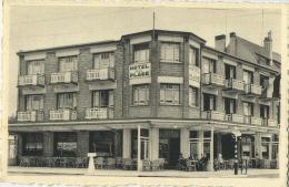Sint-Idesbald :  Hotel  De La Plage - Belgien