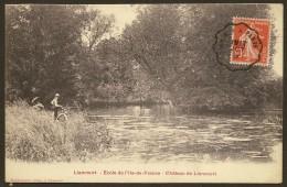 LIANCOURT Ecole De L´Ile De France Au Château Pêcheur (Roquencourt) Oise (60) - Liancourt