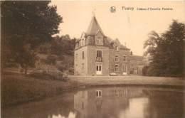 Havelange - Flostoy - Ch�teau d' Emeville ; Fontaine