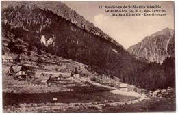 Environs De St Martin Vésubie - Le Boréon - Station Estivale - Les Granges - Saint-Martin-Vésubie