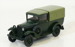 Scale metal modell auto, die cast car, 1:43 GAZ-4. 1934. USSR Russia (2973)