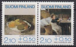 FINLAND - Michel - 1991 - Nr 1132/33 - MNH** - Finlande