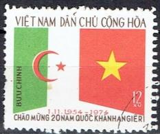 NORTH VIETNAM # STAMPS FROM 1974 STANLEY GIBBON  N799 - Viêt-Nam