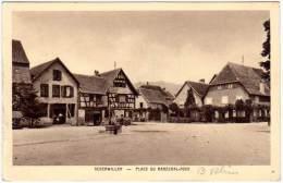 Scherwiller - Place Du Maréchal Foch ( Cachet Hexagonal ) - France