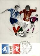FOOTBALL - Coupe De France - Carte Philatélique - Carte Premier Jour - 1977 - Fútbol