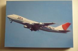 JAA / JAPAN ASIA AIRWAYS   B 747 246  JA 8130 - 1946-....: Moderne