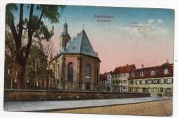 Cpa - Zweibrücken - Karlskirche - (9x14 Cm) - Zweibruecken