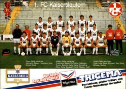 FOOTBALL - FC KAISERSLAUTERN - Fútbol