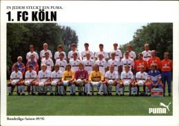 FOOTBALL - FC KÖLN - COLOGNE - Pub Puma - Calcio
