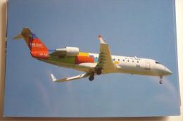 ADRIA AIRWAYS  CRJ 200   S5 AAI - 1946-....: Moderne