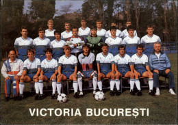 FOOTBALL - BUCAREST - - Fútbol