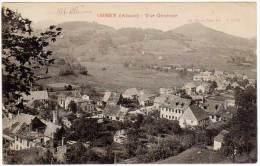Orbey - Vue Générale ( Cachet Hexagonal, Postée De Lapoutroie ) - Orbey
