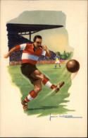 FOOTBALL - Dessin De MASSA - Calcio