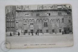 Old Postcard France - Lyon - Vieille Maison, Contigue A Sant - Nizier - Lyon