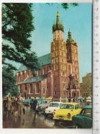 Kraków - KoÅ›cióÅ' Mariacki / Cracovie - Basilique Sainte-Marie - Pologne