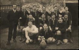 FOOTBALL - Carte Photo - Fútbol