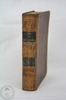 Antique 1824 French Book - La Vie De Sainte Therese, Par M. De Villefore - Tome Second - Avignon - Libros, Revistas, Cómics