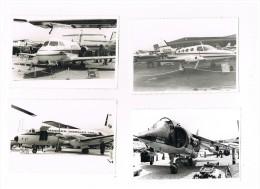 AVION  -  AVIATION  -   SALON DU BOURGET 1969 : + de 150 Photos 8,5 X 13cm l�gend�es.