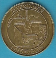 2003 Vz Alveringem Lindemolen 150 Albrehari - Kz Inter-Filac Vzw Woumen-Diksmuide - Jetons De Communes