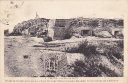 France Verdun Le Fort De Vaux - Verdun