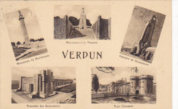 France Verdun Multi View 1936 - Verdun