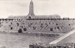 France Verdun Ossuaire Et Cimetiere Militaire De Douaumont - Verdun