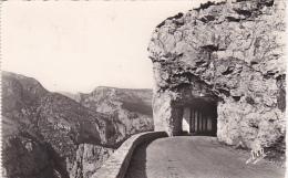 France Verdun Corniche Sublime Le Tunnel 1955 - Verdun