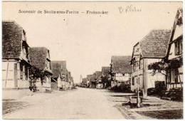 Souvenir De Soultz Sous Forêts - Frohnacker ( édit. Viktor ) - France