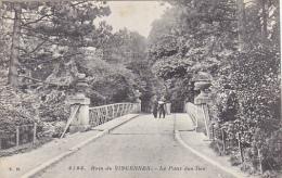France Vincennes Le Pont des Iles