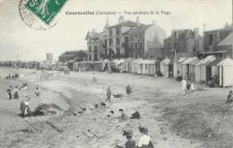 Courseulles (Calvados) - Vue Générale De La Plage - Courseulles-sur-Mer