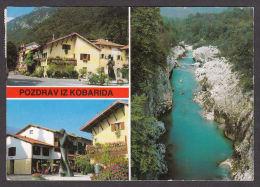 32030/ KOBARID, 2 Scans - Slovenia
